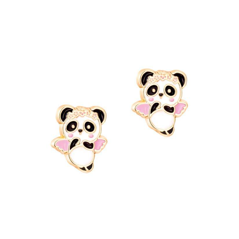 Panda Love Cutie Studs - Addison Lane