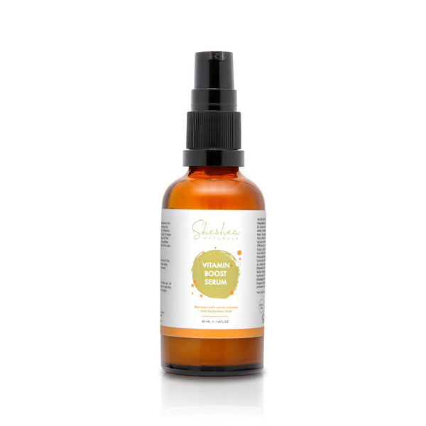 Vitamin Boost Facial Serum