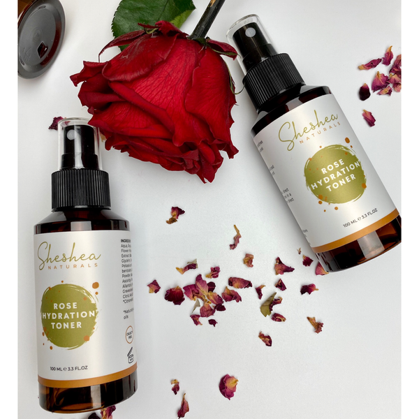 Rose Hydration Toner