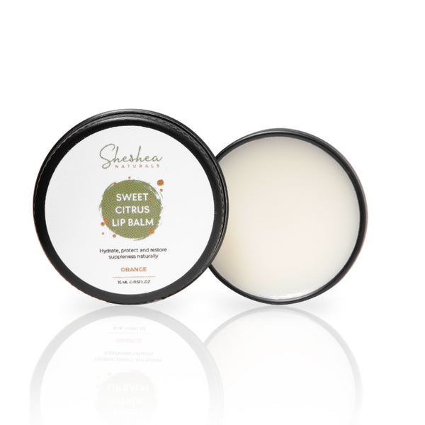 Sweet Citrus Conditioning Lip Balm