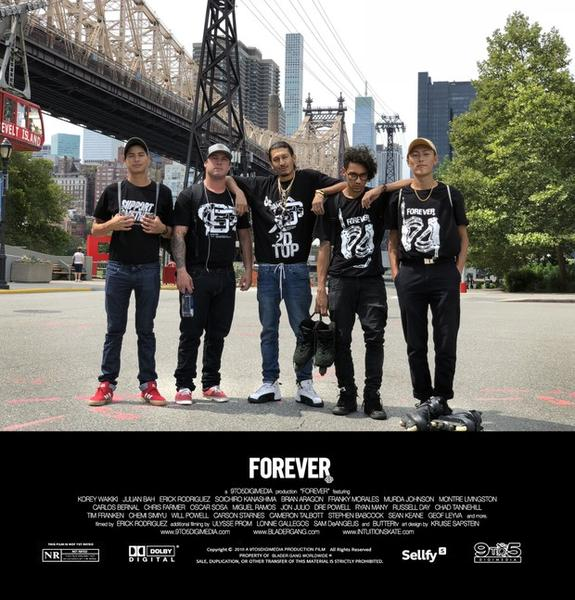 MUST WATCH: BG FOREVER Video - Franky Morales, Montre, & more