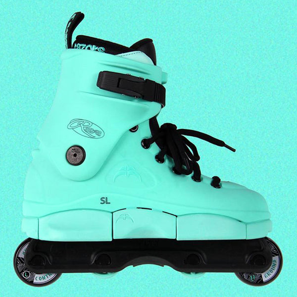 468d7e35d18 NOW SHIPPING  Razors SL Mint Skates - Complete and Boot Only