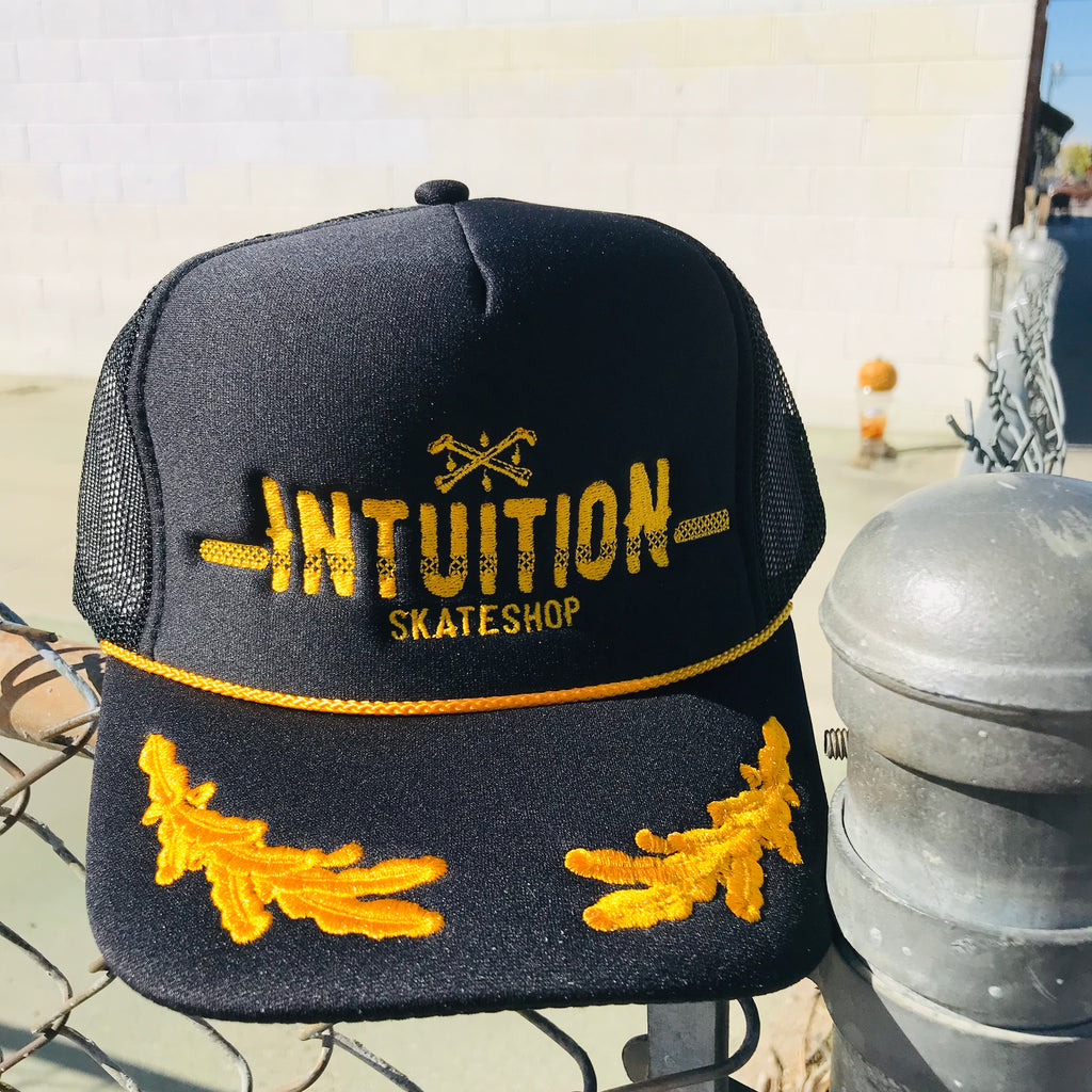 Intuition Captain's Never Fade trucker hat