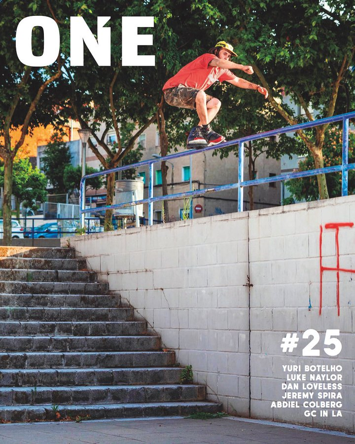 ONE Issue 25