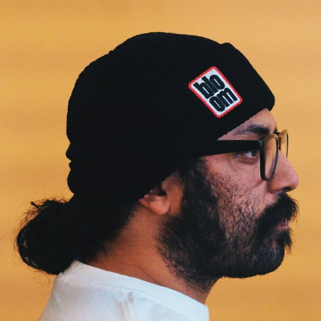 Bloom Motion beanie