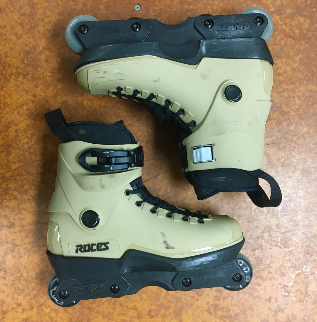 USED Roces M12 Sesame skates