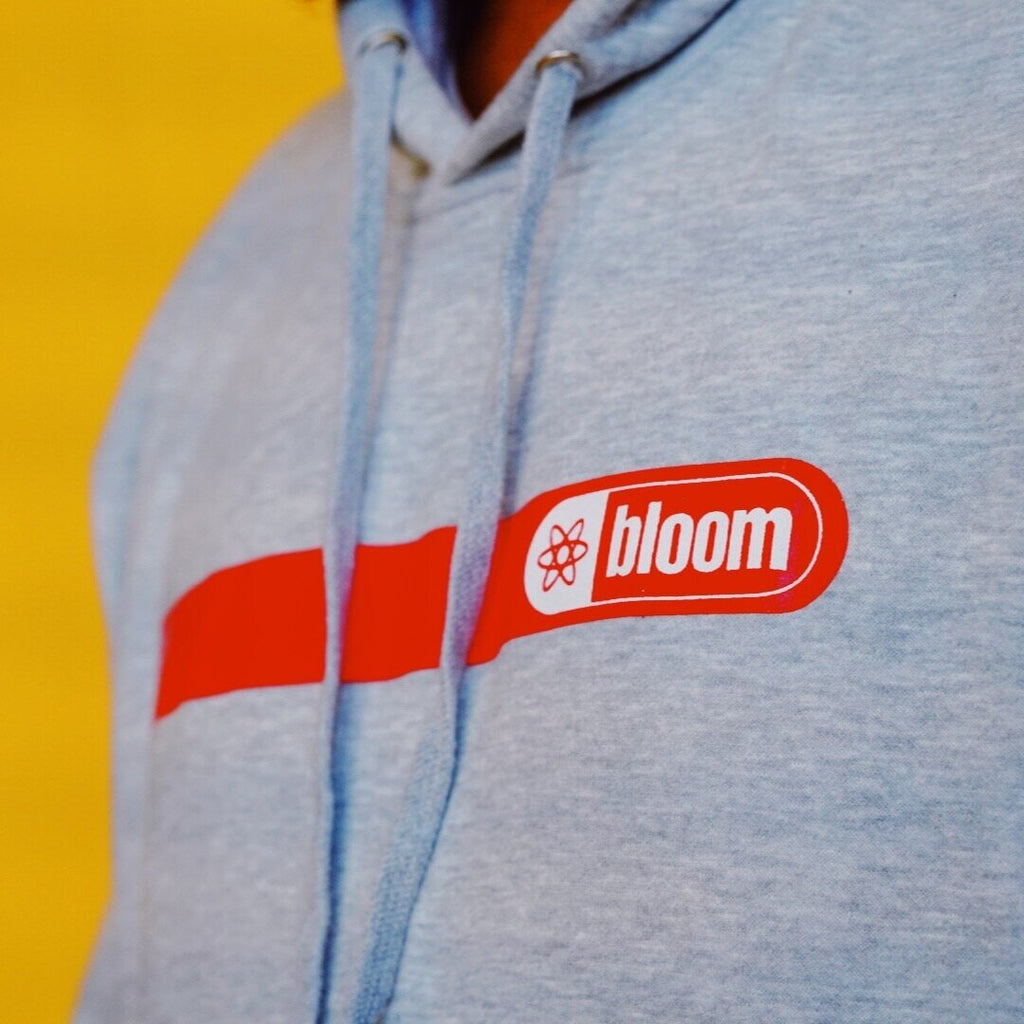 Bloom Atomic hooded sweatshirt