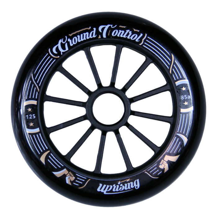 GC V3 125mm wheels