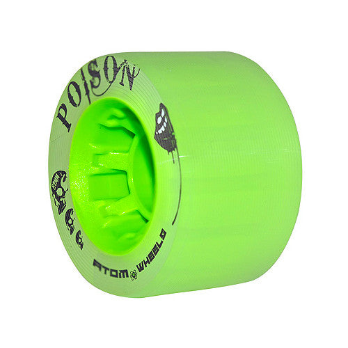 Atom Poison 62 Slim wheels