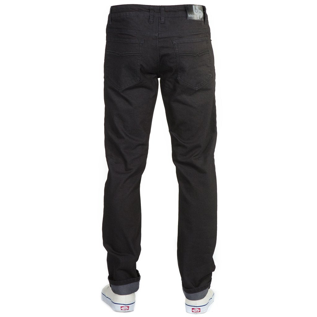Bulletprufe Blackout Denim slim fit pants