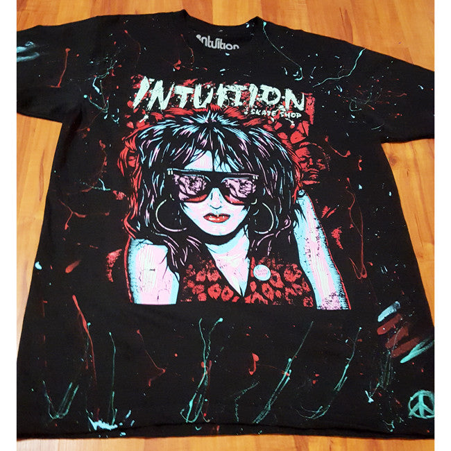 Katana Paint Intuition Farmer shirt