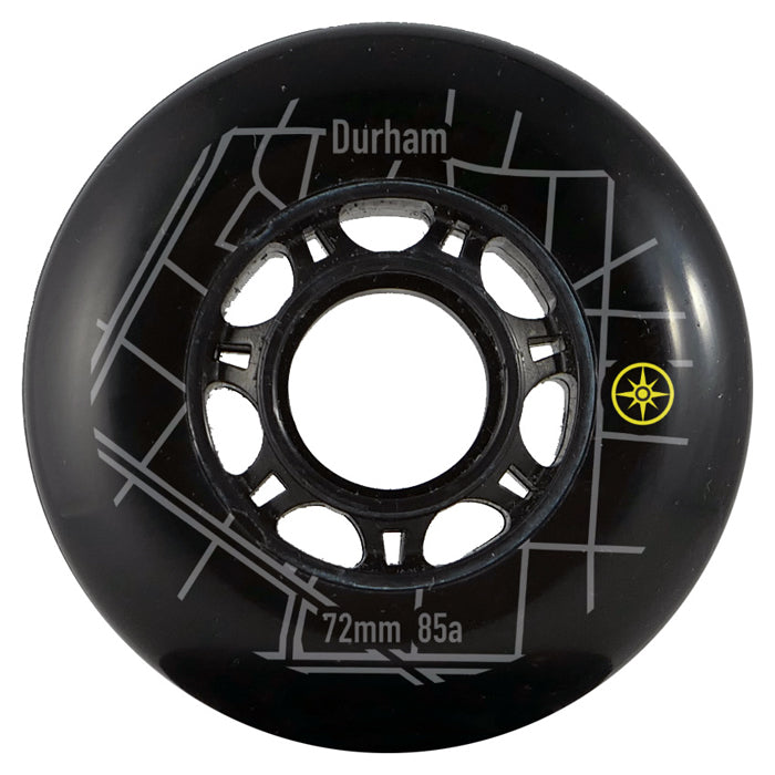 Compass Durham 72mm inline wheel