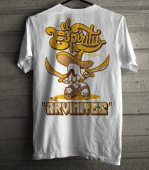 Gost x The Arvinites shirt