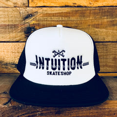 Intuition foam front trucker hat