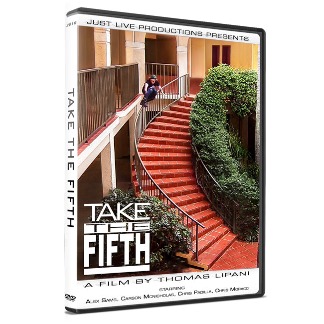 Take the Fifth DVD