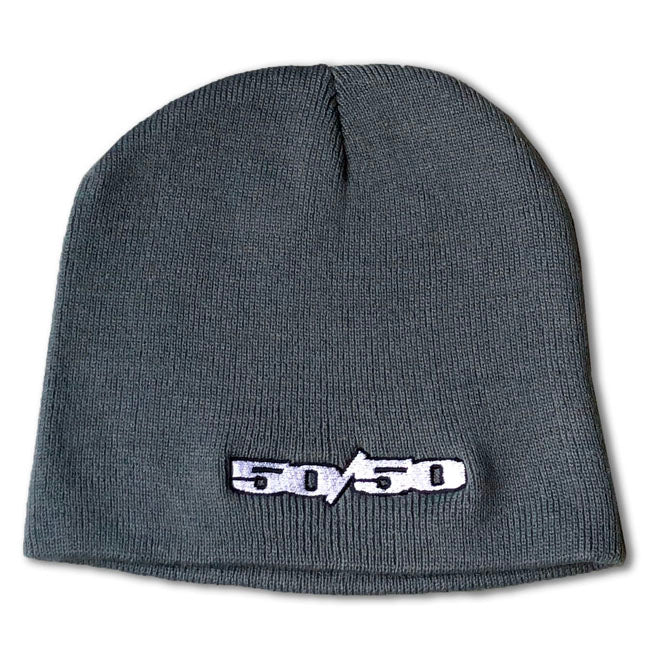 Fifty-50 Stamp beanie