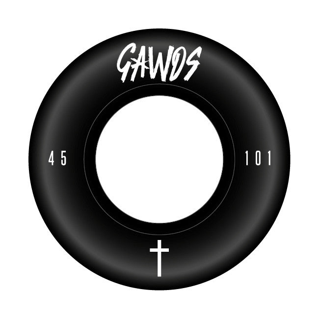 Gawds Anti Rocker grind wheel