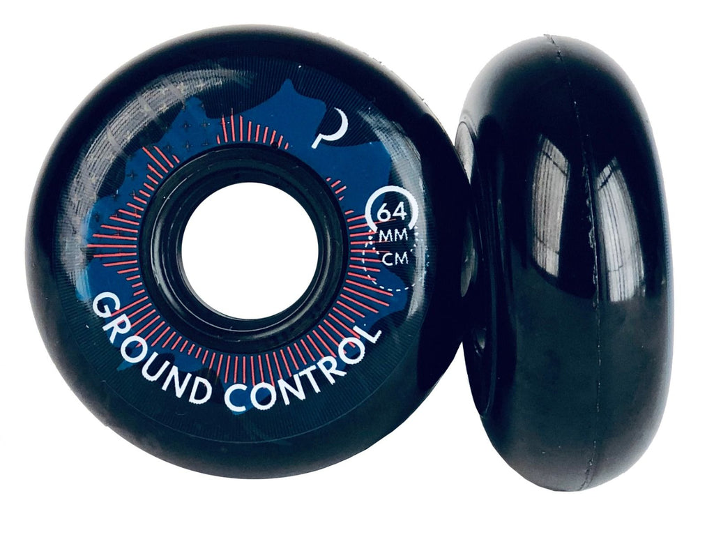 Ground Control 64mm Turbulence wheels