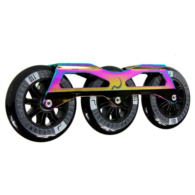 Ground Control V2 110mm Tri Skate frames