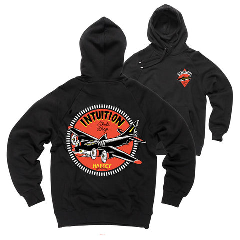 Intuition Chris Haffey hooded sweatshirt