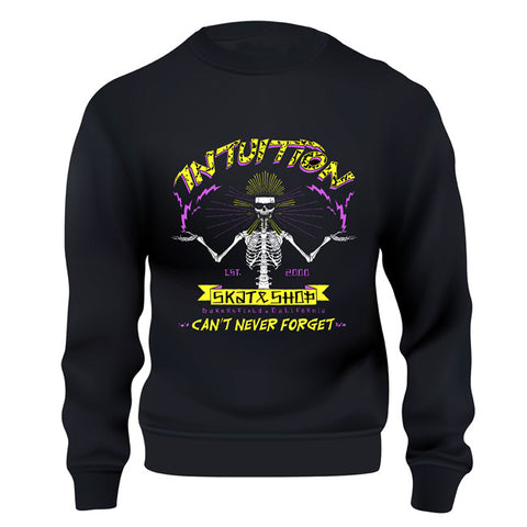 Intuition Cant Never Forget sweater
