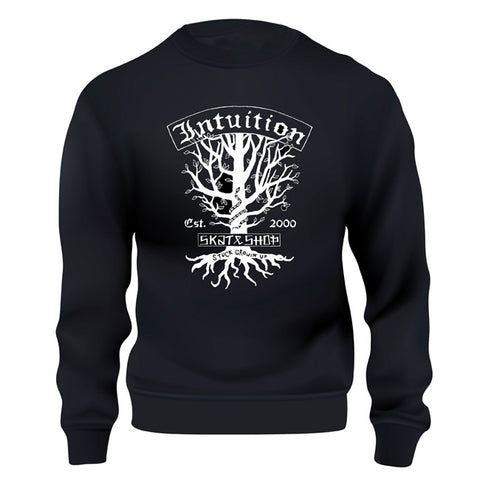 Intuition Stuck Growing Up sweater