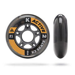 K2 76mm wheels + bearings