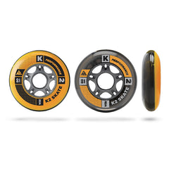 K2 80mm wheels + bearings