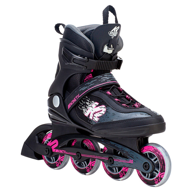 K2 Kinetic 80 Pro Women's skates