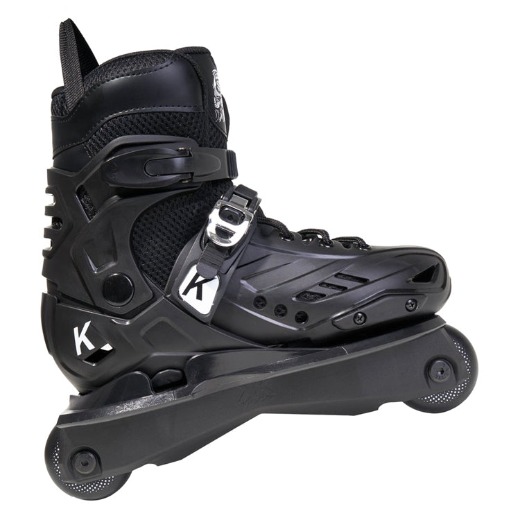 Kaltik K Jr Black Freestyle inline skates