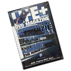 Life + Plus Issue 5 DVD