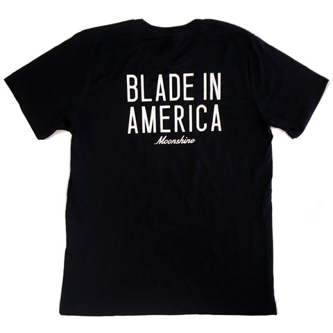 Moonshine Blade In America shirt