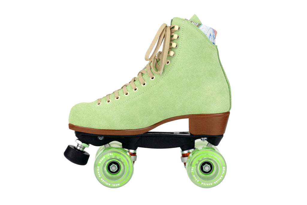 Moxi Lolly Honeydew roller skates