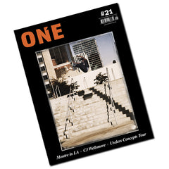 ONE Issue 21