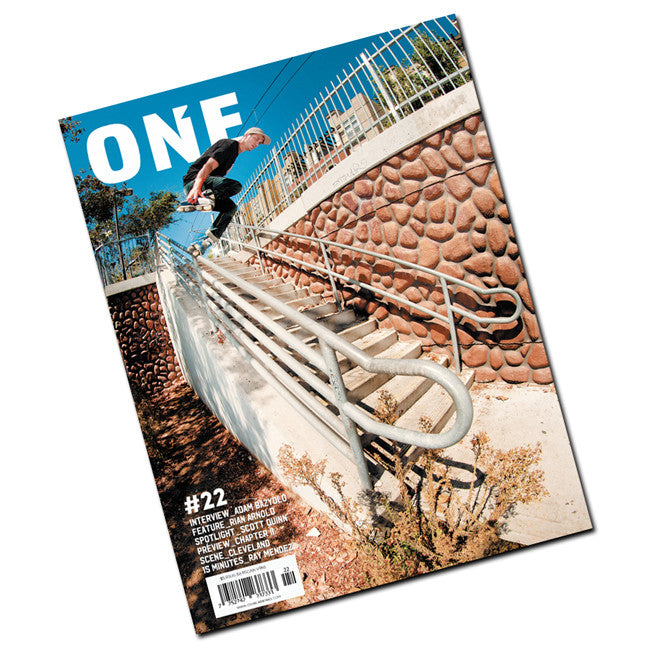 ONE Issue 22