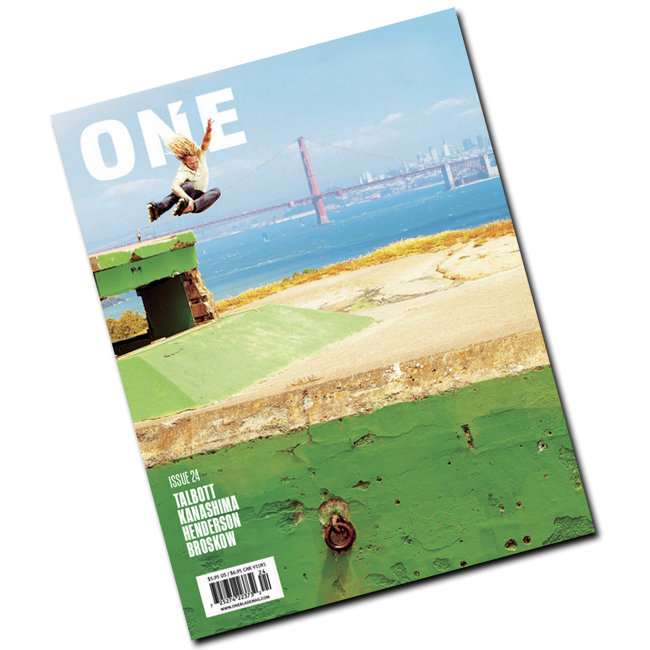 ONE Mag Issue 24