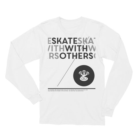 Others Mural long sleeve shirt