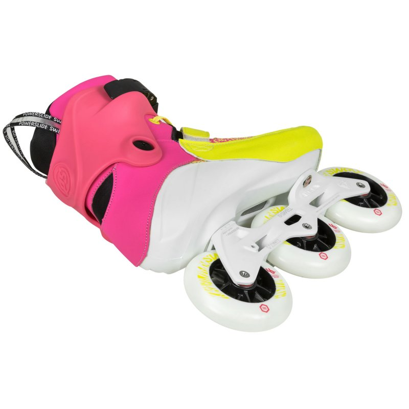 Powerslide Swell Multi Color Flair 100 inline skates