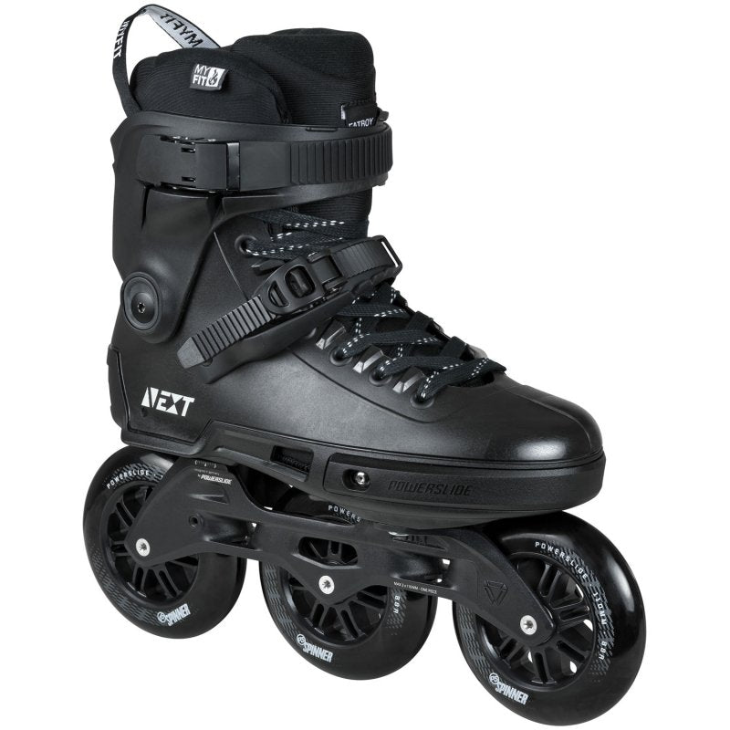 Powerslide Next Blackout 110 inline skates