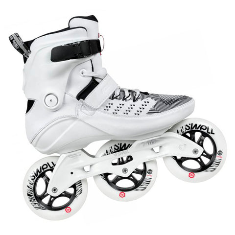 Powerslide Swell 110 Ultra White skates