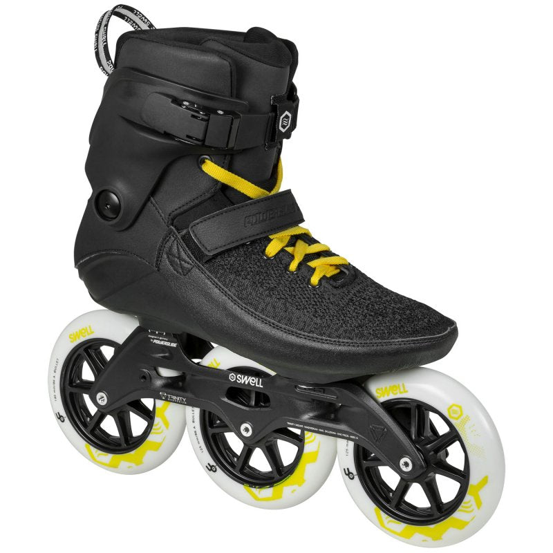 Powerslide Swell City Black 125 inline skates