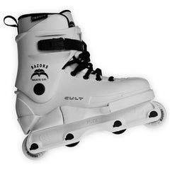 Razors Cult White skates