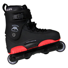 Razors Genesys Custom Red skates