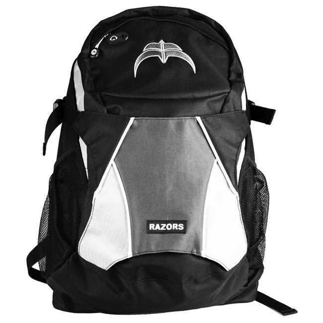 Razors Humble Black + Gray backpack
