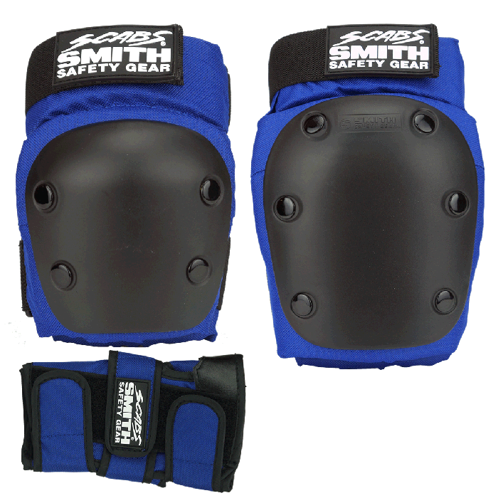 Smith Scabs Adult Three pack pads set