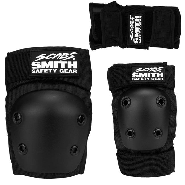 Smith Scabs Jr Three Pack pads
