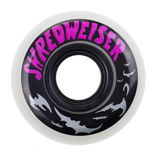 Shredweiser Sabbath inline wheels