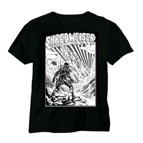 Shredweiser From Beyond shirt