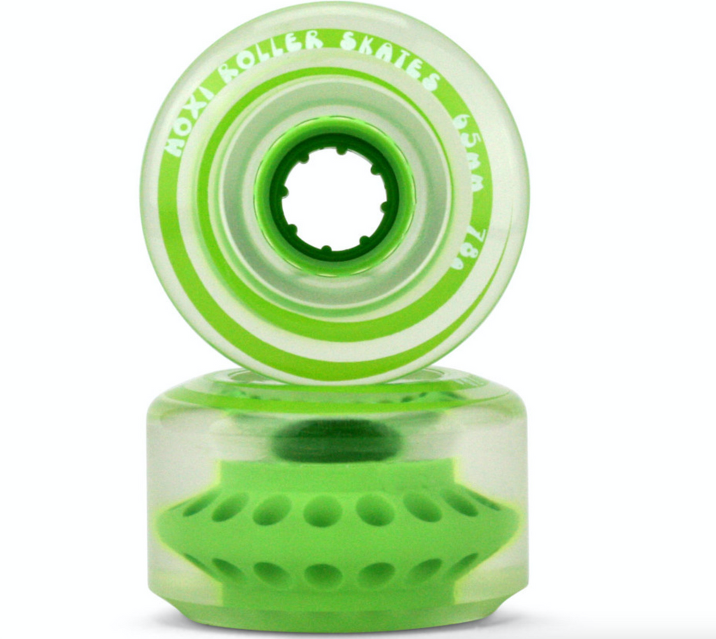 Moxi Gummy / Juicy roller skate wheels