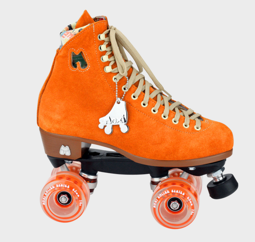 Moxi Lolly Clementine roller skates